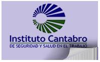 Enlace Instituto Cantabro de seguridad y Salud en el Trabajo.